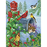 A Cozy Nap 300 Large Piece Jigsaw Puzzle