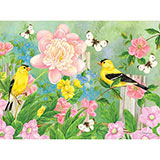 Garden Grace 300 Large Piece Jigsaw Puzzle