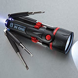 Multibit 8 in 1 Screwdriver Gadget