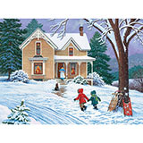 Call For Cocoa 1000 Piece Jigsaw Puzzle