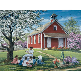 The Growing Season 500 Piece Jigsaw Puzzle