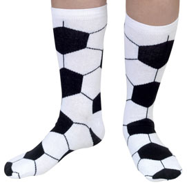 Silly Socks Football
