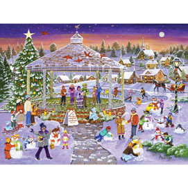 Winter Memories 500 Piece Jigsaw Puzzle