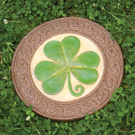 Shamrock Stepping Stone