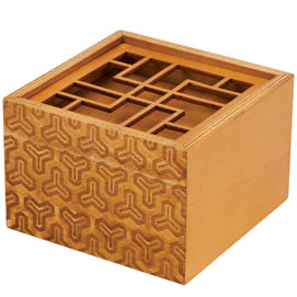 The King's Fortune Puzzle Box