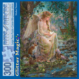 Mother Nature Glitter 300 Large Piece Jigsaw Puzzle
