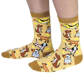 Dog Novelty Socks