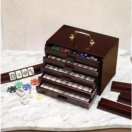 Mah Jong Treasure Chest