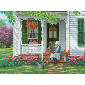 The Scent Of Spring 300 Large Piece Jigsaw Puzzle