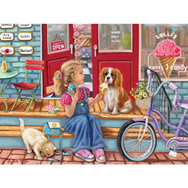Payday Cones 300 Large Piece Jigsaw Puzzle