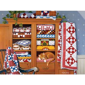 Winter Dreams 500 Piece Jigsaw Puzzle