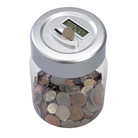 Uk Money Jar