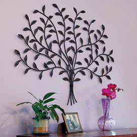 Elegant Tree Wall Art