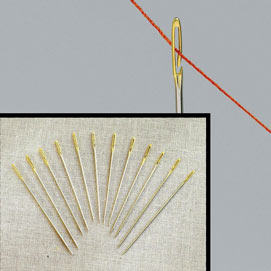 Instant Threading Needles