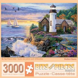Perfect Dawn 3000 Piece Jigsaw Puzzle
