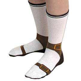Sandal Novelty Socks