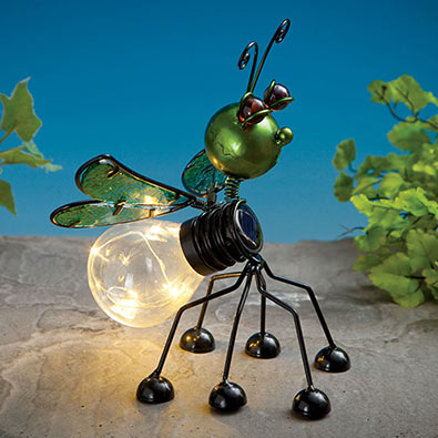 Firefly Solar Bulb Light
