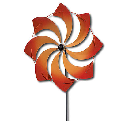 Red Pinwheel Stakes