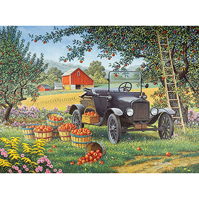 Pick Your Own 1000 Piece Jigsaw Puzzle