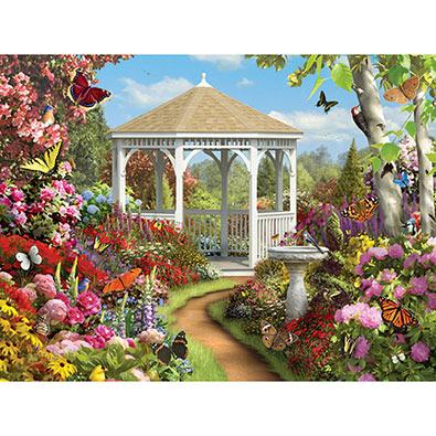 Butterfly Garden II 500 Piece Jigsaw Puzzle