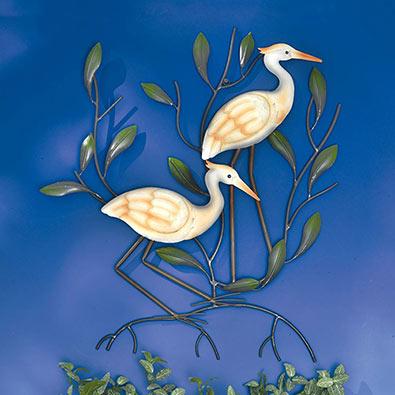 Heron Wall Art