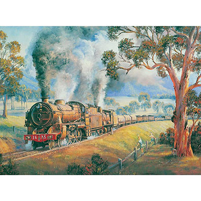 A Friendly Wave 300 Large Piece Jigsaw Puzzle