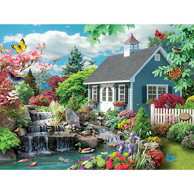 Dream Landscape 1000 Piece Jigsaw Puzzle