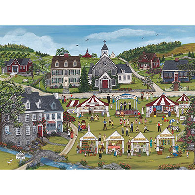 Scarborough Fair 2000 Piece Jigsaw Puzzle