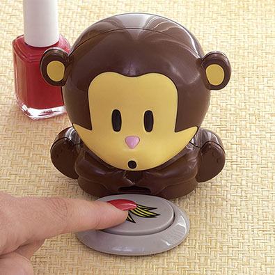 Monkey Finger Nail Dryer