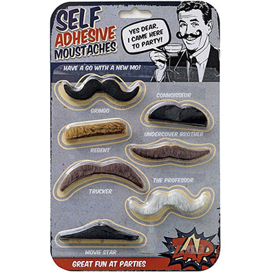 Self Adhesive Mustaches