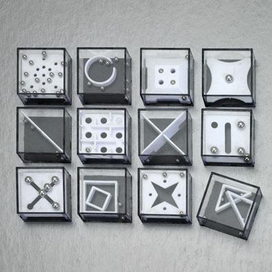 Twelve Maze Games