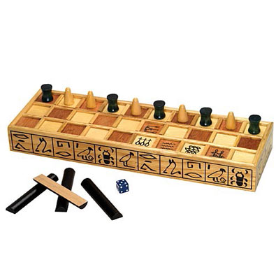 The Game Of Senet