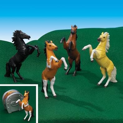 3D Horse Puzzles