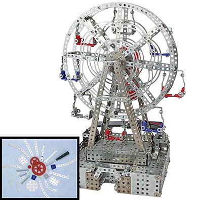 Solar Powered Ferris Wheel