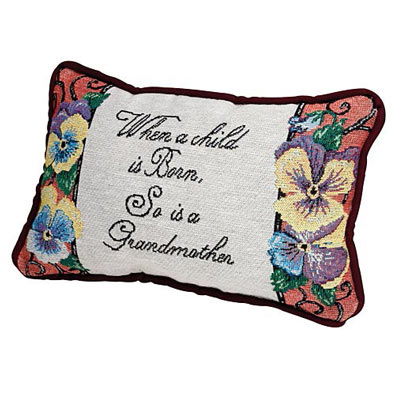Family And Friends - Grandmother Pillow