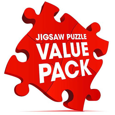 Speciality Value Jigsaw Package
