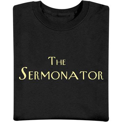 Sermonator Tee
