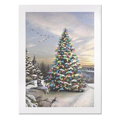 Christmas Morning Holiday Card