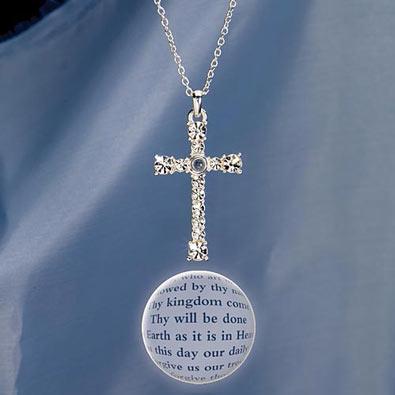 Secret Prayer Necklace