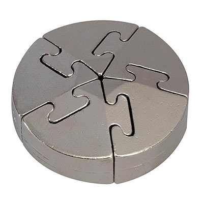 Spiral Cast Metal Puzzle