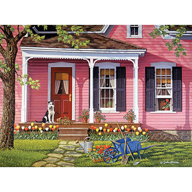 Sittin' Pretty 1000 Piece Jigsaw Puzzle