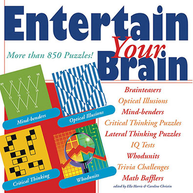 Entertain Your Brain Book