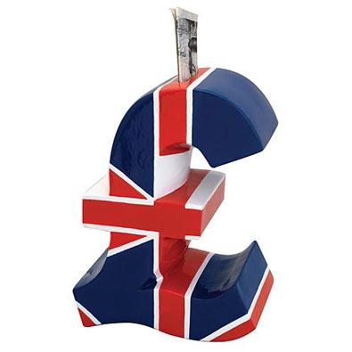 Save The Pound Bank