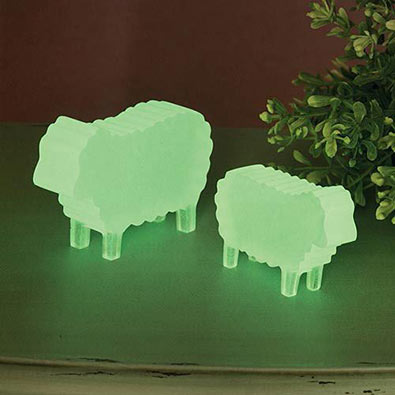 Glow In The Dark Sheep