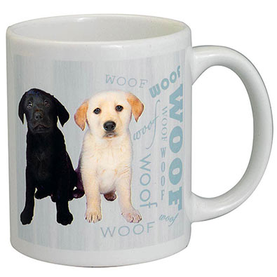 Puppies Sound Mug
