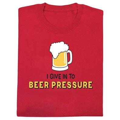 Beer Pressure Tee
