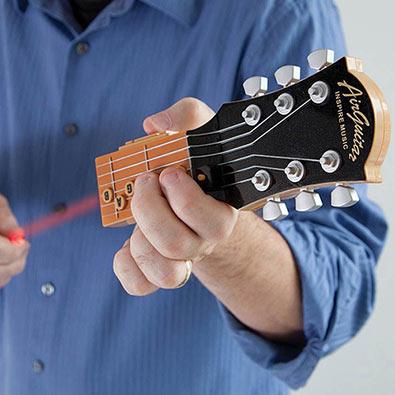 Infrared Air Guitar Handheld Game