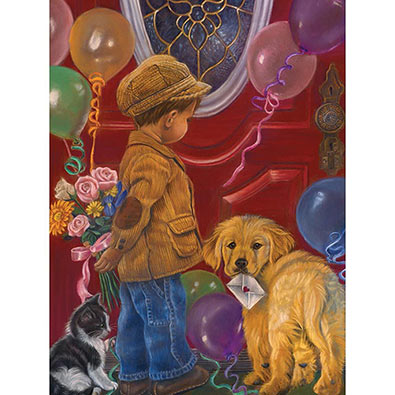 Just For You 300 Large Piece Jigsaw Puzzle