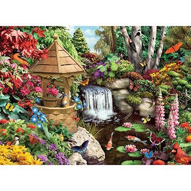 Secret Garden 1500 Piece Jigsaw Puzzle