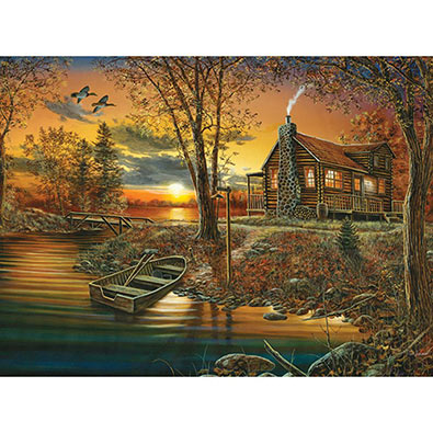 As Night Falls 1000 Piece Jigsaw Puzzle